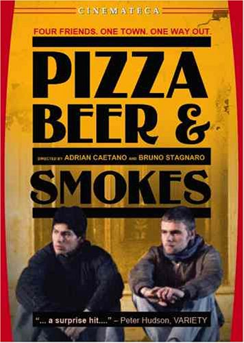 Pizza, Beer and Smokes DVD Image