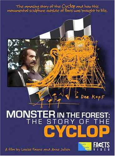 Monster in the Forest: The Story of the Cyclop DVD Image