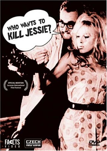 Who Wants To Kill Jessie? DVD Image