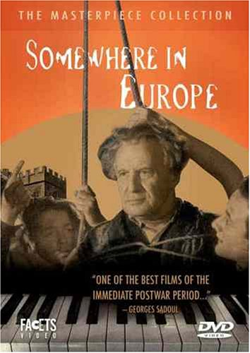 Somewhere in Europe DVD Image