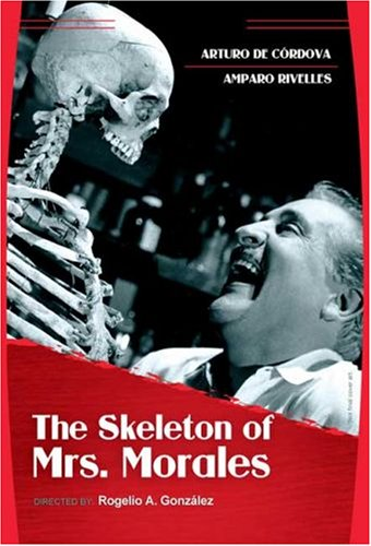 The Skeleton of Mrs. Morales DVD Image