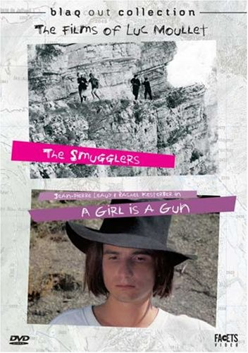 Smugglers / A Girl Is A Gun: The Films Of Luc Moullet DVD Image