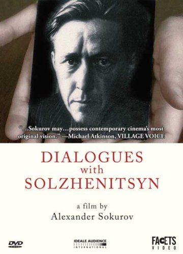 The Dialogues with Solzhenitsyn DVD Image
