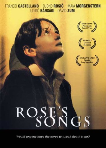 Rose's Songs DVD Image
