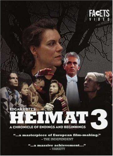 Heimat, Vol. 3: A Chronicle of Endings and Beginnings DVD Image