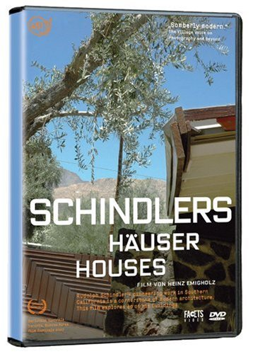 Schindlers Houses DVD Image