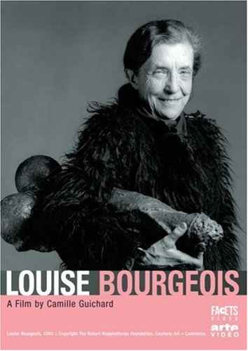 Louise Bourgeois DVD Image