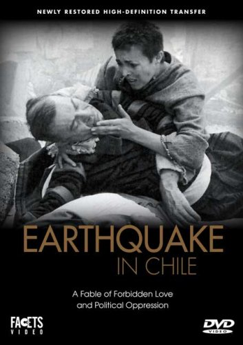 Earthquake in Chile DVD Image