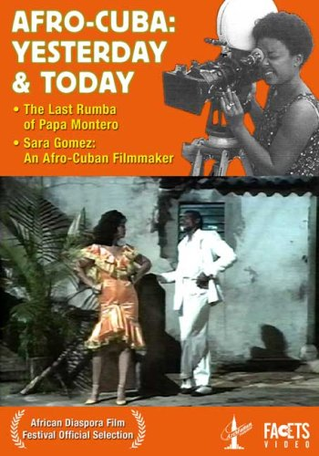 Afro-Cuba: Yesterday and Today DVD Image