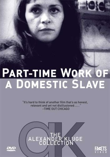 Part-Time Work of a Domestic Slave DVD Image