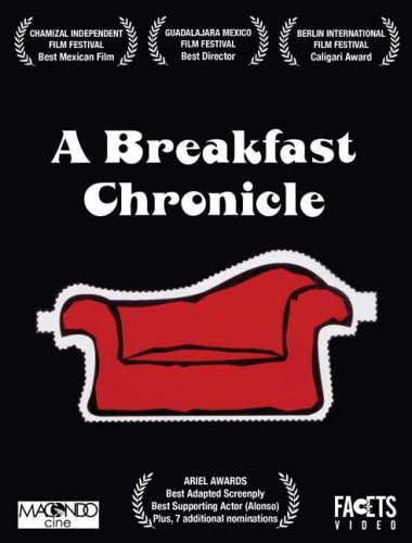 A Breakfast Chronicle DVD Image