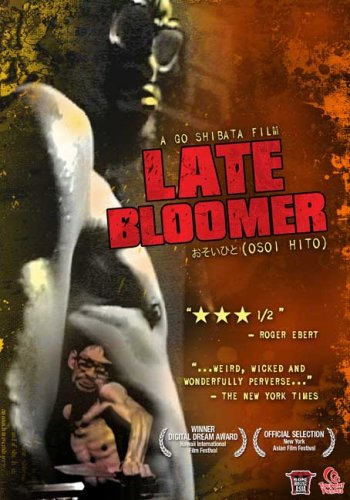 Late Bloomer DVD Image