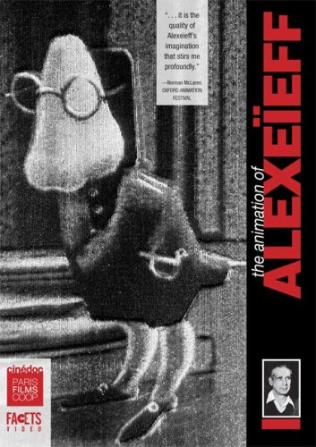 The Animation of Alexeieff DVD Image