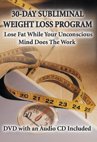 Lose Fat While Your Unconscious Mind Does The Work (DVD/CD Combo) DVD Image