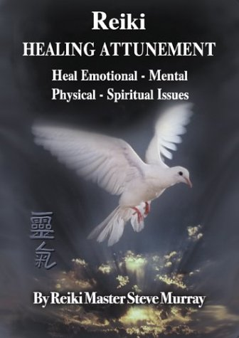 Reiki Healing Attunement Heal Emotional-Mental-Physical-Spiritual Issues DVD Image