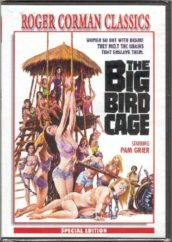 The Big Bird Cage DVD Image