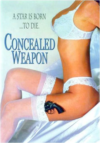 Concealed Weapon DVD Image