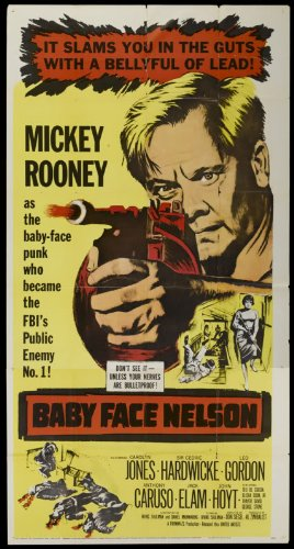 Baby Face Nelson DVD Image