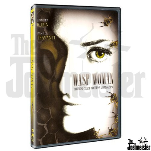 Roger Corman Presents: The Wasp Woman DVD Image