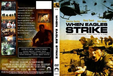 When Eagles Strike DVD Image