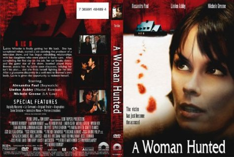 Woman Hunted DVD Image