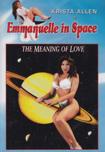 Emmanuelle in Space: The Meaning of Love DVD Image