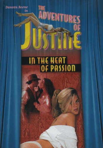 Adventures Of Justine: In Heat Of Passion (Unrated) DVD Image