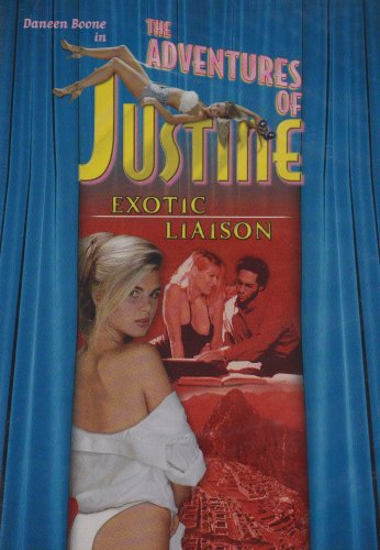 Adventures Of Justine 4: Exotic Liaison DVD Image