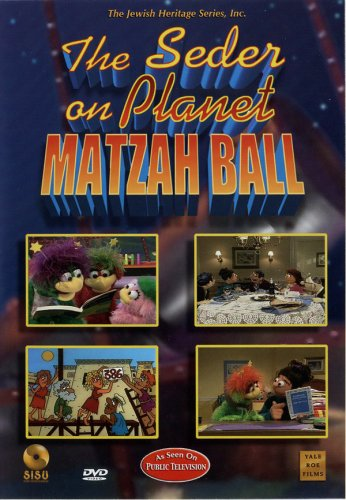 The Seder on Planet Matzah Ball DVD Image