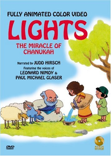 Lights: The Miracle Of Chanukah DVD Image