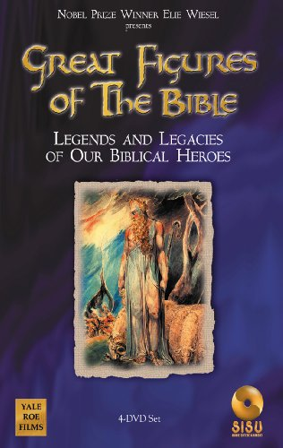 Great Figures of the Bible DVD Image