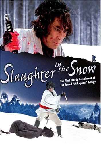 Slaughter in the Snow DVD Image