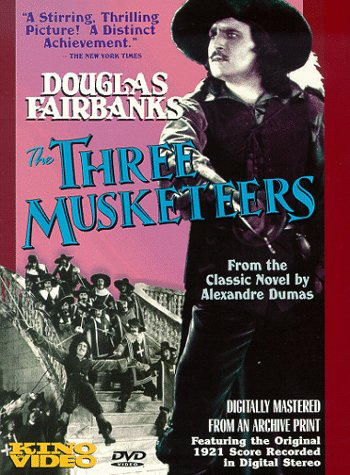 The Three Musketeers DVD Image