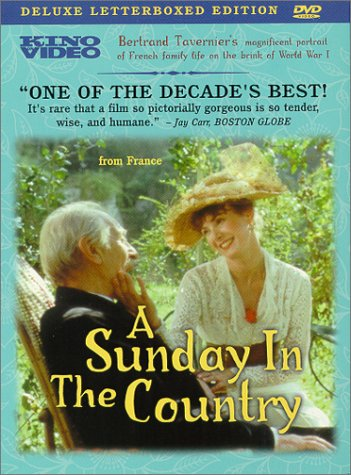 A Sunday in the Country (Deluxe Letterboxed Edition) DVD Image