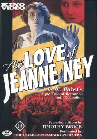 The Love of Jeanne Ney DVD Image