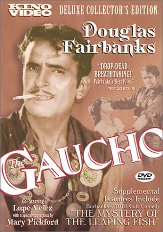The Gaucho DVD Image
