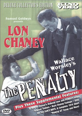 The Penalty DVD Image