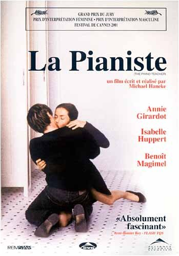 The Piano Teacher (R-Rated Edition) DVD Image