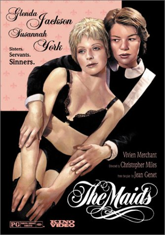 The Maids DVD Image