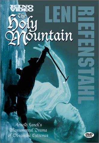 The Holy Mountain DVD Image