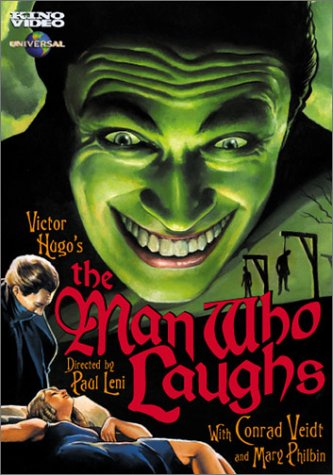 Man Who Laughs DVD Image