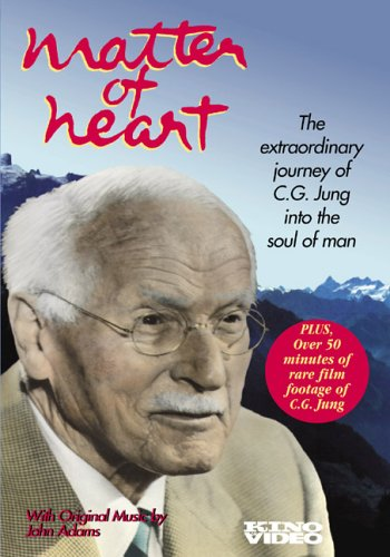 Matter of Heart: The Extraordinary Journey of C.G. Jung DVD Image