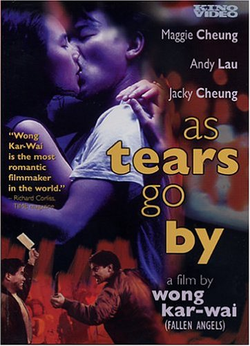 As Tears Goes By DVD Image