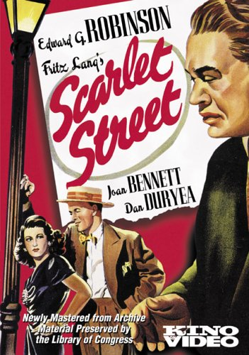 Scarlet Street (Remastered Edition) DVD Image