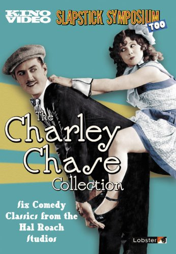 The Charley Chase Collection, Vol. 2 (Slapstick Symposium) DVD Image