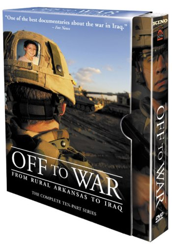 Off to War - From Rural Arkansas to Iraq DVD Image
