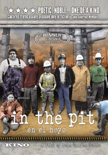 In the Pit DVD Image