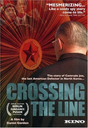 Crossing the Line DVD Image