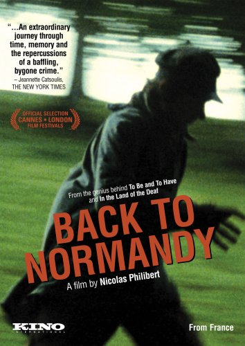 Back To Normandy DVD Image