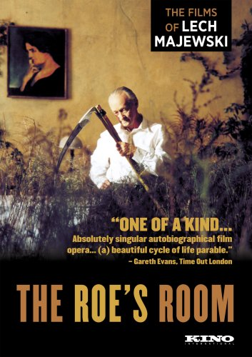 Roe's Room DVD Image